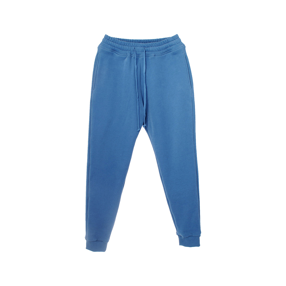 BLUE JEREY JOGGER PANTS